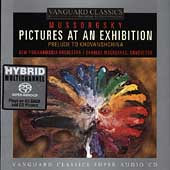 Mussorgsky: Pictures at an Exhibition / Mackerras, McCabe