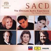 SACD - The Ultimate Audio Experience - The Classics Sampler