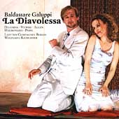 Galuppi: La Diavolessa / Katschner, Dilcheva, Viewig, et al