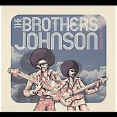 The Brothers Johnson: Strawberry Letter 23: Live [Slipcase]