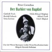 Cornelius: The Barber of Bagdad / Heinrich Hollreiser, et al
