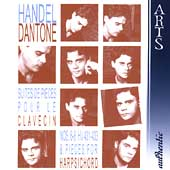 Handel: Harpsichord Suites / Ottavio Dantone