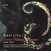 Battalia Plays Telemann Vol 2