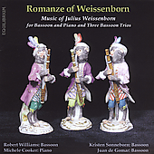 Julius Weissenborn: Romanze / Williams, Cooker
