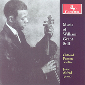 Music of William Grant Still / Alfred, Panton