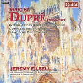 Marcel DuPr&#233;: Organ Works Vol 9 / Jeremy Filsell