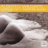 A. Williams: Symphony no 7, etc / Leaper, et al