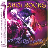 Hanoi Rocks: Another Hostile Takeover [Slipcase]