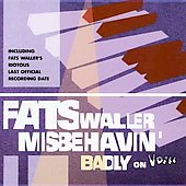 Fats Waller: Misbehavin Badly on V-Disc