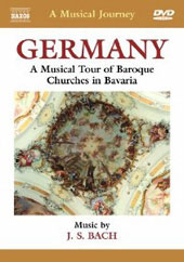 A Musical Journey: Germany / J.S. Bach [DVD]