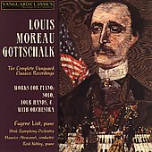 Louis Moreau Gottschalk - Works for Piano / List, et al