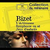 Bizet: Symphony In C Major, L'arlesienne Suites Nos. 1 & 2, Jeux D'enfants Suite