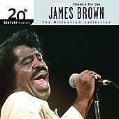 James Brown: 20th Century Masters: The Millennium Collection: The Best Of James Brown: Vol. 2 - The '70s [Digipak] [Remaster]