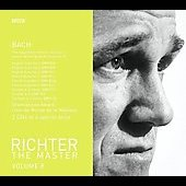Richter The Master Vol 8 - Bach