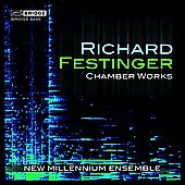 Richard Festinger: Peripeteia, Triptych, etc / Haselb&#246;ck, Henschel