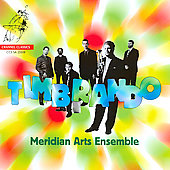 Pascoal: Timbrando, etc / Meridian Arts Ensemble