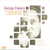Enescu: Chamber Symphony, Piano Quartet, etc / Hobson, et al