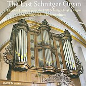 The Last Schnitger Organ - Sweelinck, Bach, etc / Elisabeth Harrison