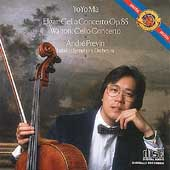 Elgar, Walton: Cello Concertos / Ma, Previn, London SO