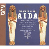 Aida: Live Recording - Tokyo, 1961