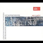Martinu: Symphony 5 & 6