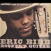 Eric Bibb: Booker's Guitar [Digipak]