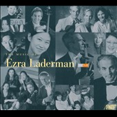 The Music of Ezra Laderman, Vol. 1-9