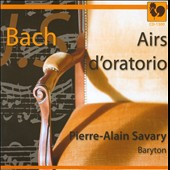 Bach: Airs d'Oratorio