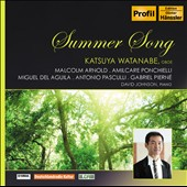 Summer Song / Katsuya Watanabe, oboe