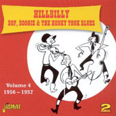Various Artists: Hillbilly Bop Boogie & The Honky Tonk Blues, Vol. 4