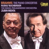 Brahms: The Piano Concertos / Buchbinder