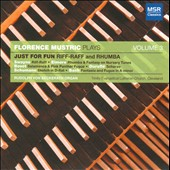 Just For Fun: Riff-Raff and Rhumba / Mustric, organ