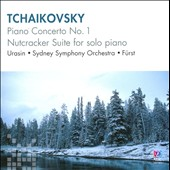 Tchaikovsky: Piano Concerto No. 1; Nutcracker Suite for Solo Piano