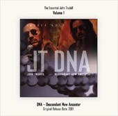John Trudell: DNA (Descendant Now Ancestor): The Essential John Trudell, Vol. 1 [Slipcase] *