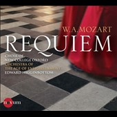 W.A. Mozart: Requiem / Higginbottom, Choir Of New College Oxford