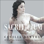 Sacrificium / Cecilia Bartoli [Deluxe Edition: 2 CD+DVD]