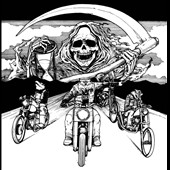 Speedwolf: Ride with Death