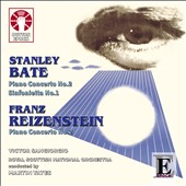 Bate: Piano Concerto No. 2; Reizenstein / Victor Sangiorgio