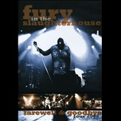 Fury in the Slaughterhouse: Farewell & Goodbye Tour 2008