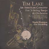 Tim Lake: Jazz with Bluegrass And Blues