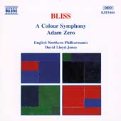 Bliss: A Colour Symphony, Adam Zero / David Lloyd-Jones