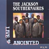 Jackson Southernaires: Live & Anointed