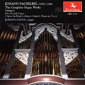 Pachelbel: The Complete Organ Works Vol 2 / Joseph Payne