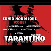 Ennio Morricone (Composer/Conductor): Quentin Tarantino: Unchained Movies