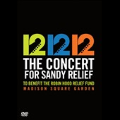 Various Artists: 12/12/12: The Concert for Sandy Relief [Video]