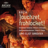 J.S. Bach: Jauchzet, frohlocket! - Arias and Choruses from the Christmas Oratorio / Gardiner