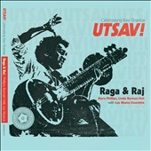 Barry Phillips (Cello)/Lux Musica/Linda Burman-Hall: Raga & Raj [Digipak]