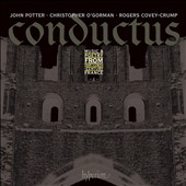 Conductus Vol.2 - Music & Poetry from 13th century France / John Potter, Christopher O'Gorman, Rogers Covey-Crump, tenors