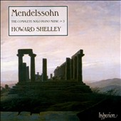 Mendelssohn: The Complete Solo Piano Music, Vol. 2 - Rondo capriccioso in E major; Fantasia 'The last rose of summer'; Fantasies (3) Op.16; Fantasia, Op.28; Lieds in E flat major & A major; Songs without Words (exc) / Howard Shelley, piano