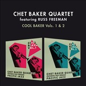 Chet Baker (Trumpet/Vocals/Composer)/Chet Baker Quartet/Russ Freeman (Piano): 2-Cool Baker, Vol. 1